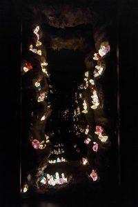 La grotte, projet conçu par Stéphanie Coutas