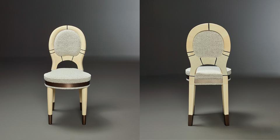 The Bilou Bilou Chair by Stéphanie Coutas