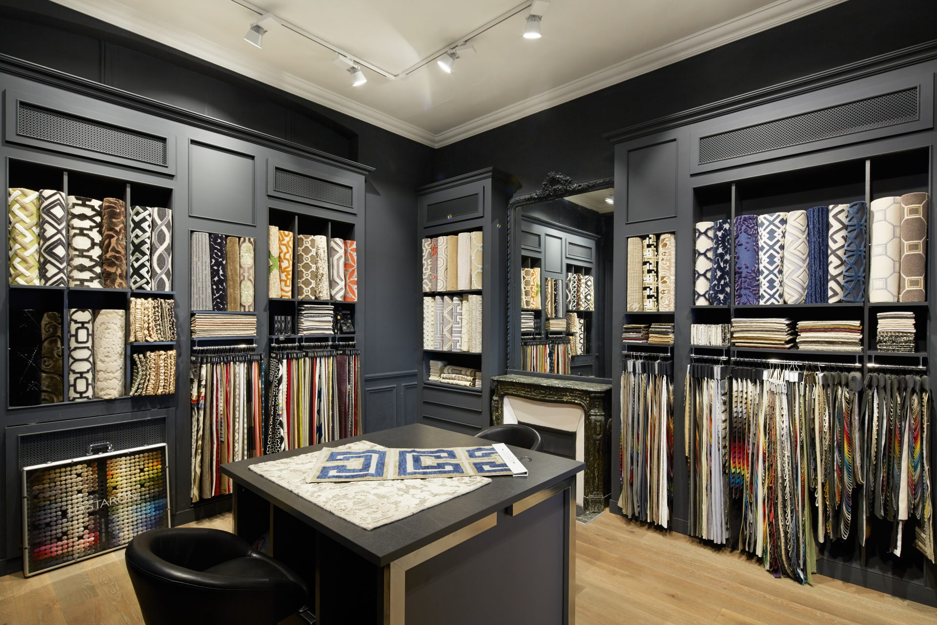 J.D. Staron Paris Showroom